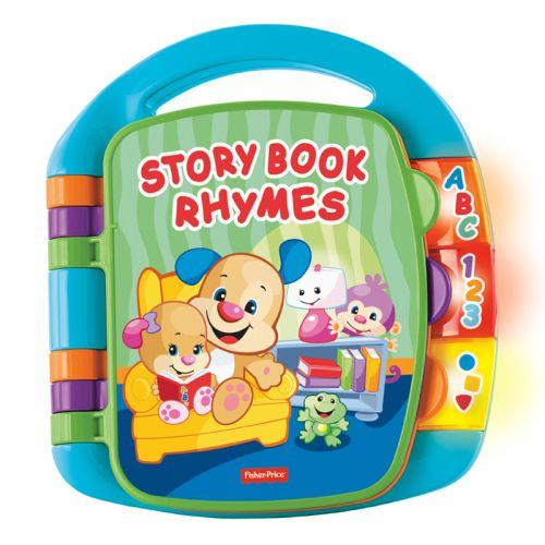 Libro Electrónico para Bebé Laught & Learn - Fisher Price