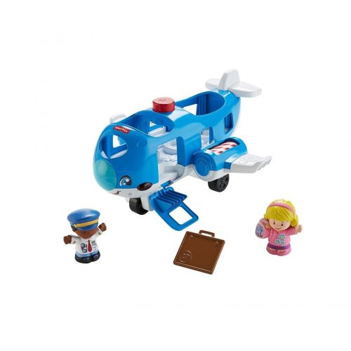 Fisher Price Little People Avión Viajemos Juntos
