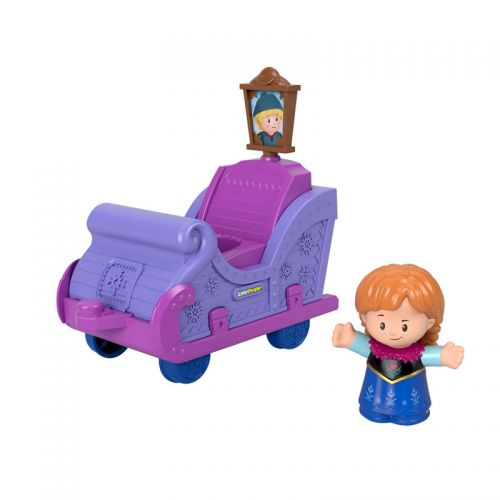 Carroza Anna Fisher Price Little People Frozen