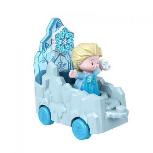 Carroza Elsa Fisher Price Little People Frozen