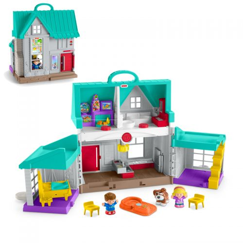 Fisher Price Little People Casita - A partir de 12 meses