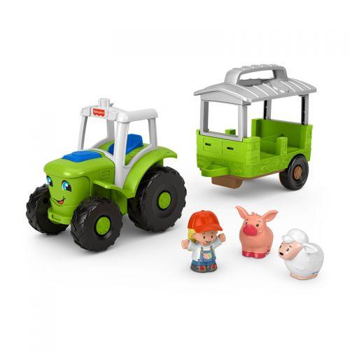 Fisher-Price Little People Tractor de la Granja