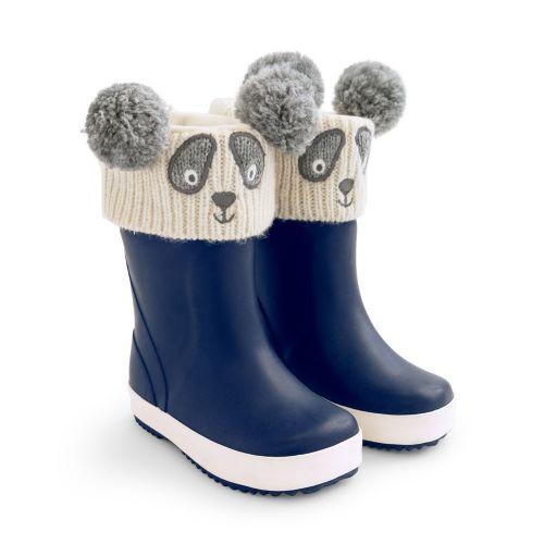 Forro para Botas de Agua - Panda
