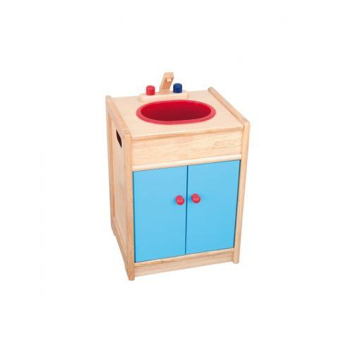 Fregadero de madera Andreu Toys