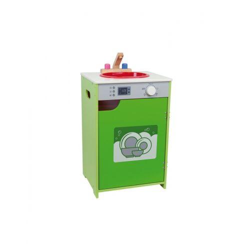 Fregadero Lavavajillas Modular Verde , Andreu Toys