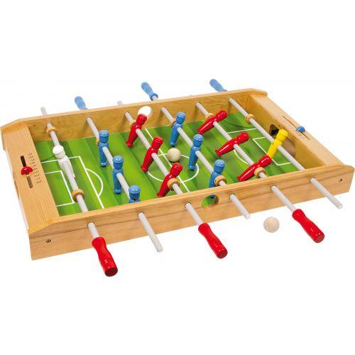 Futbolín de mesa en color madera natural - Legler
