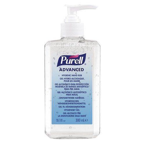 Gel Alcohólico para desinfección higiénica de manos , 350 ml - Purell