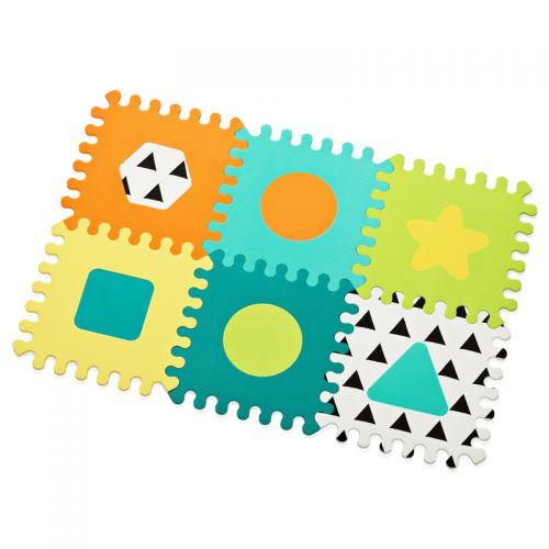 Gimnasio Puzzle de Espuma 6 piezas , Infantino
