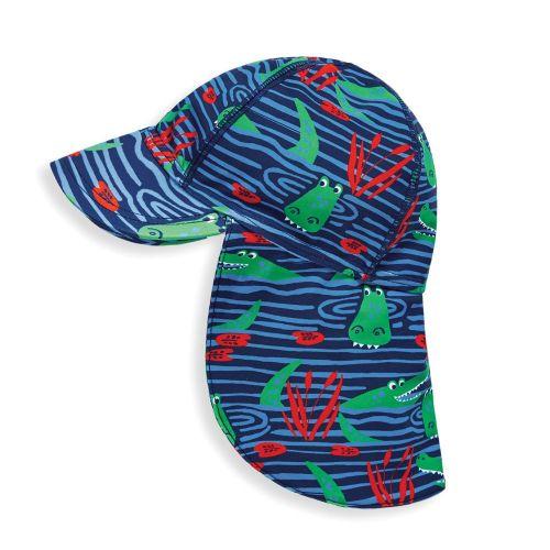 Gorra de Protección Solar Cocodrilos