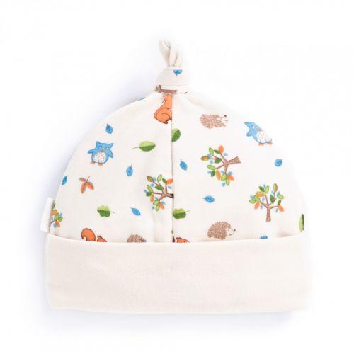 Gorrito para Bebé La Vida en el Bosque