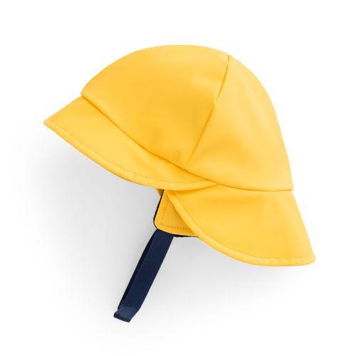 Gorro Amarillo Impermeable para Niños