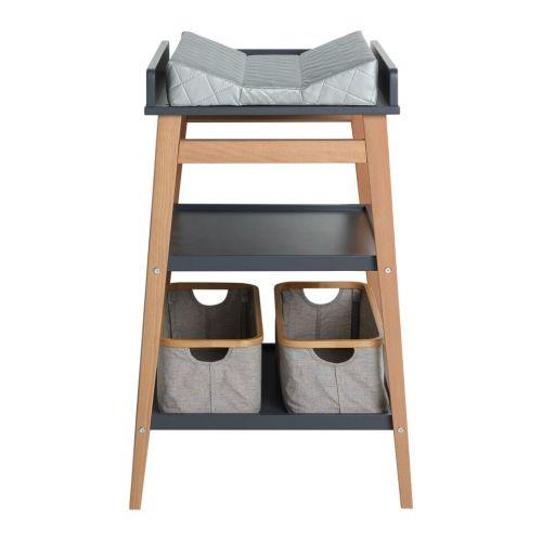 mueble cambiador con colchoneta