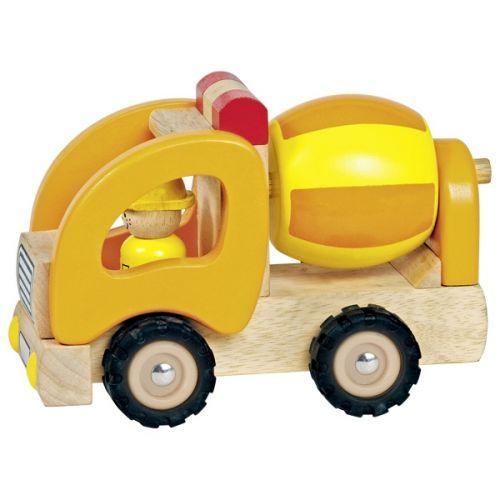 Hormigonera de juguete, Goki