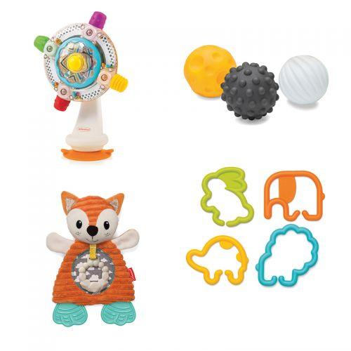 Caja de animación para Bebés , Infantino. Set de regalo