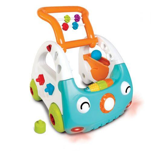 Andador Coche sensorial 3 en 1 , Infantino