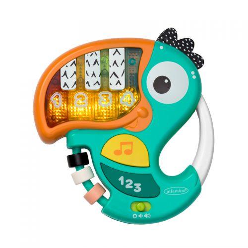Juguete Piano y Números Toucan Infantino