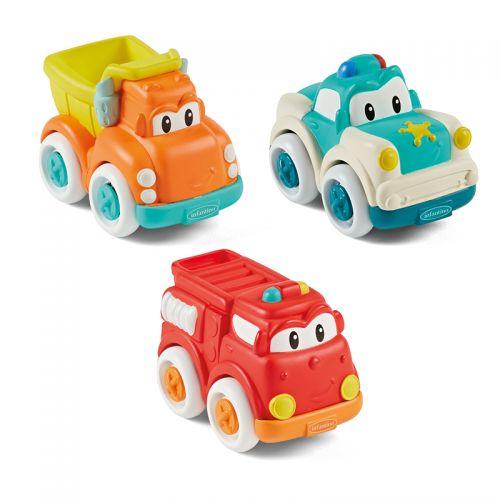 Infantino , vehículos de ruedas blandas para Bebés