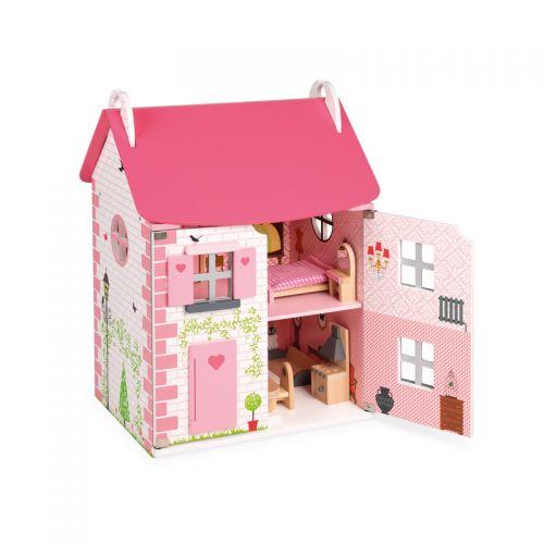 Casa Muñecas de madera Mademoiselle - Janod