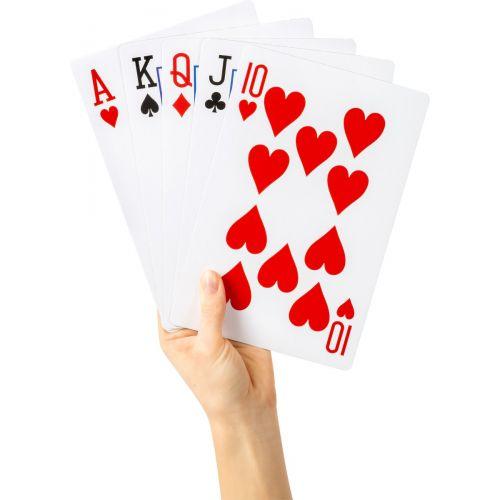 Juego de cartas XL