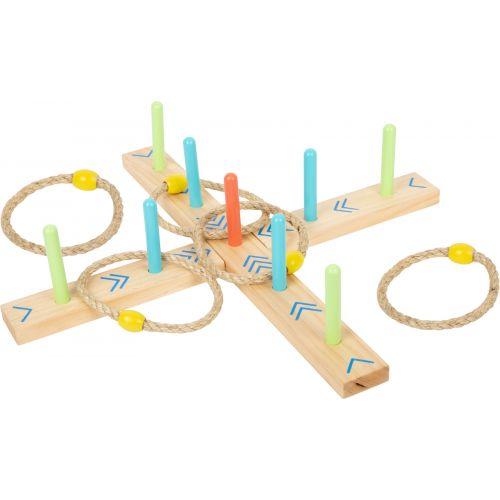 Set de 2 cuerdas para saltar Active, Legler