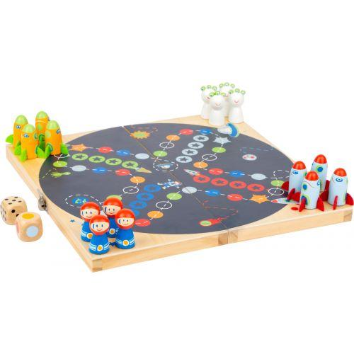 Juego de mesa Ludo Space