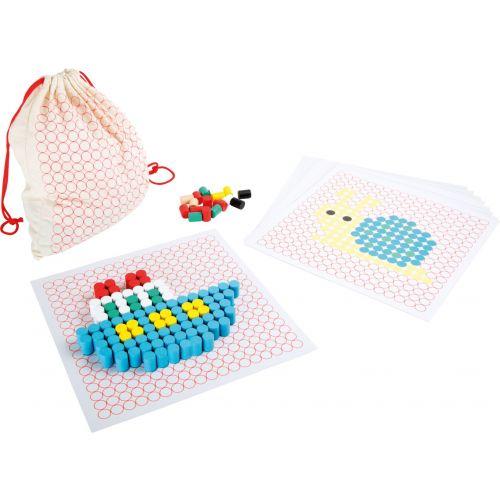 Juego de mesa Motivos Coloridos - 452 piezas
