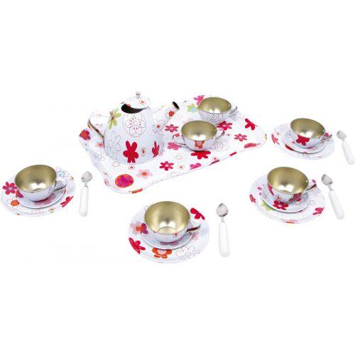 Juego de té Laura, 21 piezas