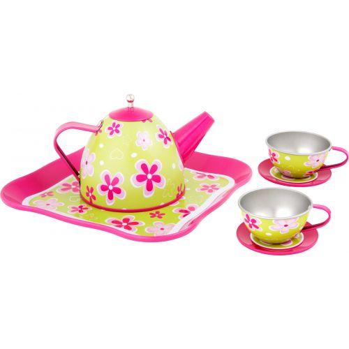 Juego de té Sueño Floral , 7 piezas