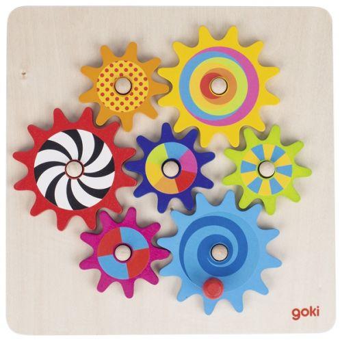 Juego de engranajes - Goki