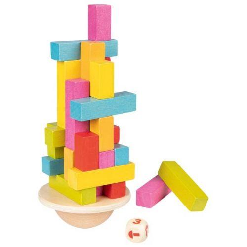 Juego de equilibrio La torre danzante