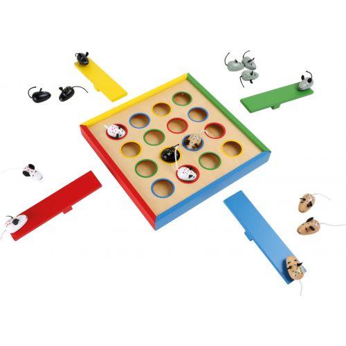 Juego de madera Ratones Saltarines - A partir de 4 años