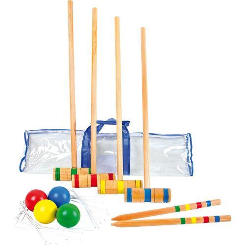 Juego de Croquet - 19 piezas