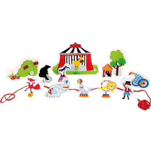 Juego de Enhebrar- Circo - A partir de 3 años