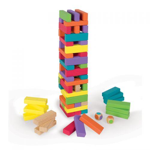 Juego Equilibrio de madera 62 piezas - Janod