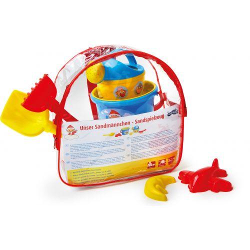 Juego para la Arena - Palas y Cubos