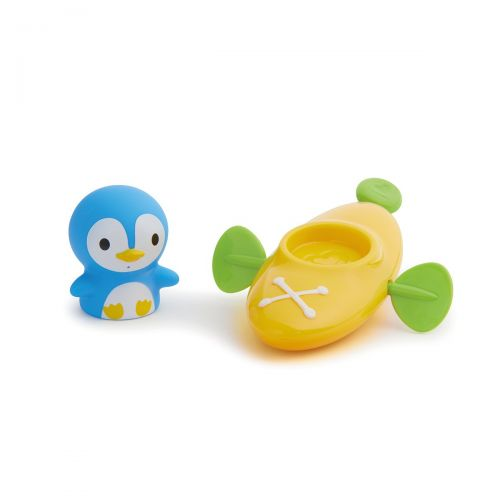 Pingüino remero Juguete de Baño Munchkin