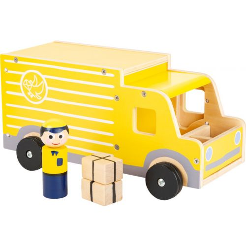 Camión de Correos- Juguete de Madera