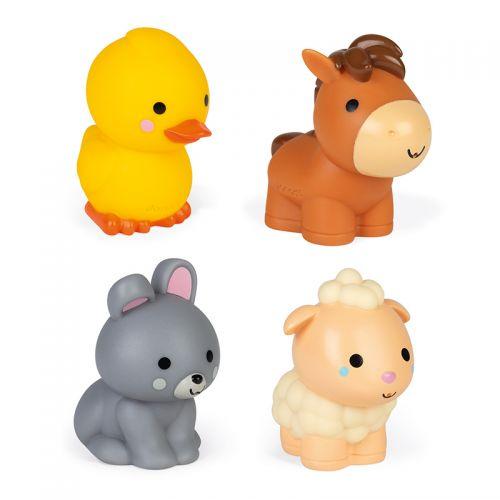 Juguetes de Baño , Animales de la granja Lanzadores de Agua