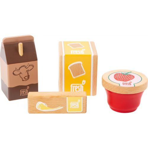 Set de desayuno Fresh , juguete de madera