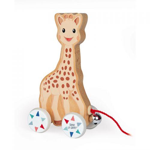 Juguete de empujar Sophie la Girafe Janod