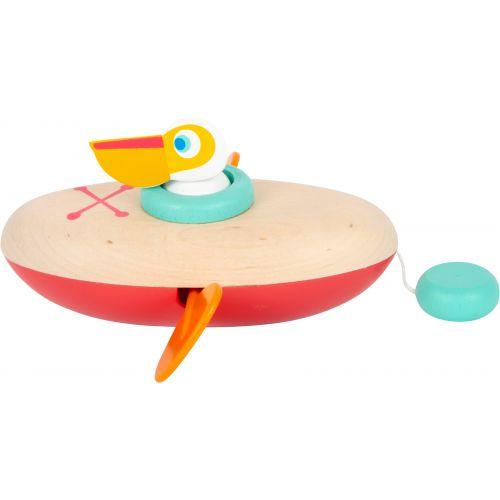 Juguete para agua, Canoa de cuerda Pelícano
