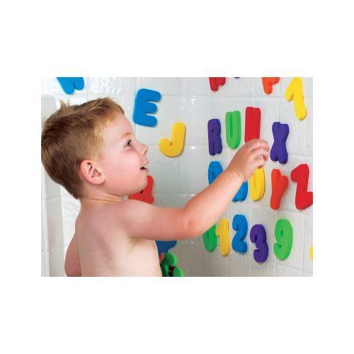 Juguete Baño Letras y Números - Munchkin