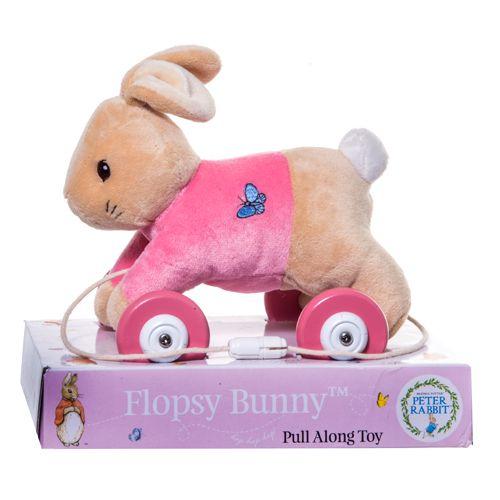 Juguete Tirador Flopsy Rabbit