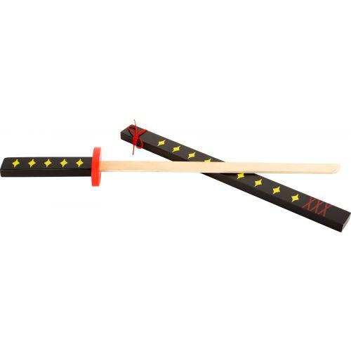 Katana Japonesa de madera - 60 cm