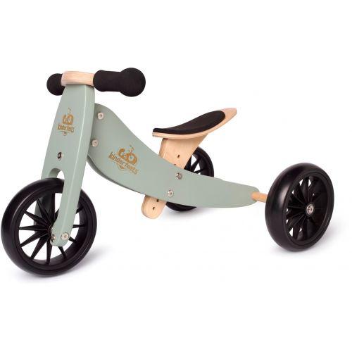 Kinderfeets Tiny Tot Plus, se transforma en Bicicleta. Entre 18 meses y 4 años. Varios colores