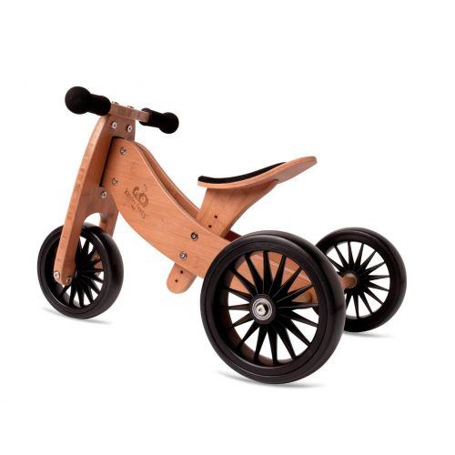 Kinderfeets Tiny Tot Plus Bamboo , se transforma en Bicicleta. Entre 18 meses y 4 años