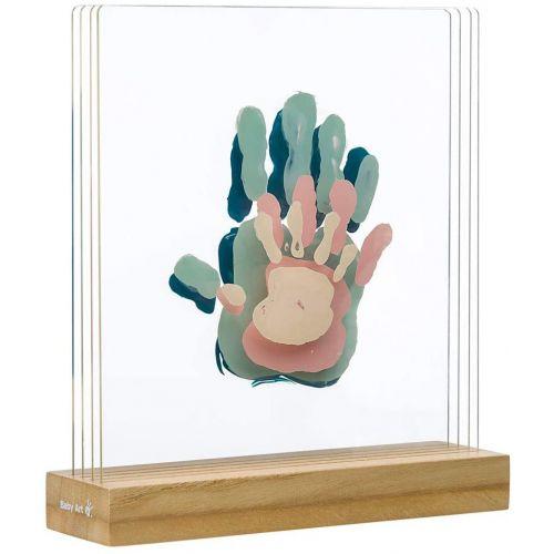 Baby Art Family Prints , Kit de impresión para la mano de toda la familia