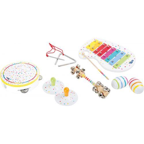 Kit Musical para Niños - Legler - 6 Instrumentos