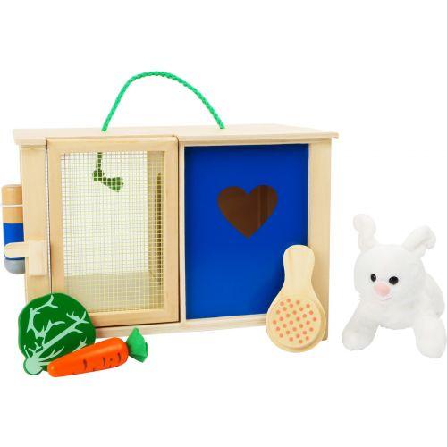 La casita del conejo - Juguete de Madera - Legler