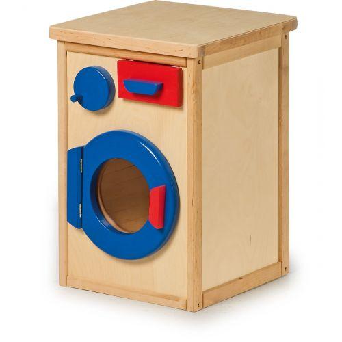 Lavadora de madera - Juguete a partir de 3 años